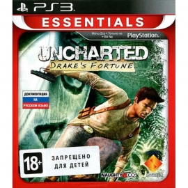 Игра для PS3 Uncharted: Drake's Fortune (Essentials)