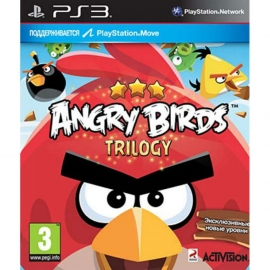 Игра для PS3 Angry Birds
