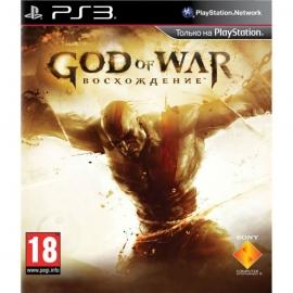 Игра для PS3 God of War: Восхождение
