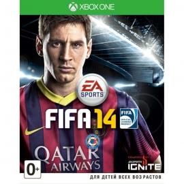 Игра для Xbox One FIFA 14