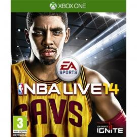Игра для Xbox One NBA Live 14