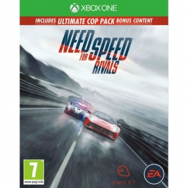 Игра для Xbox One Need for Speed Rivals (Limited Edition)