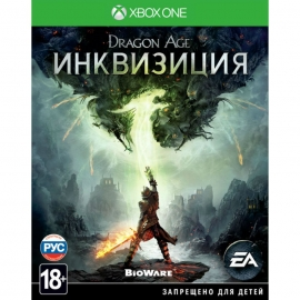 Игра для Xbox One Dragon Age. Инквизиция