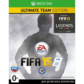 Игра для Xbox One FIFA 15 (Ultimate Edition)