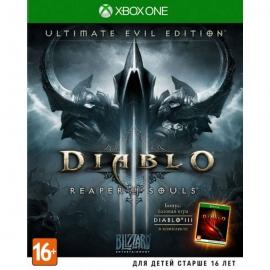 Игра для Xbox One Diablo III: Reaper of Souls (Ultimate Evil Edition)