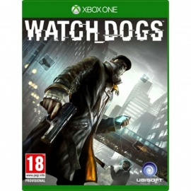 Игра для Xbox One Watch Dogs