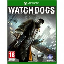 Игра для Xbox One Watch Dogs