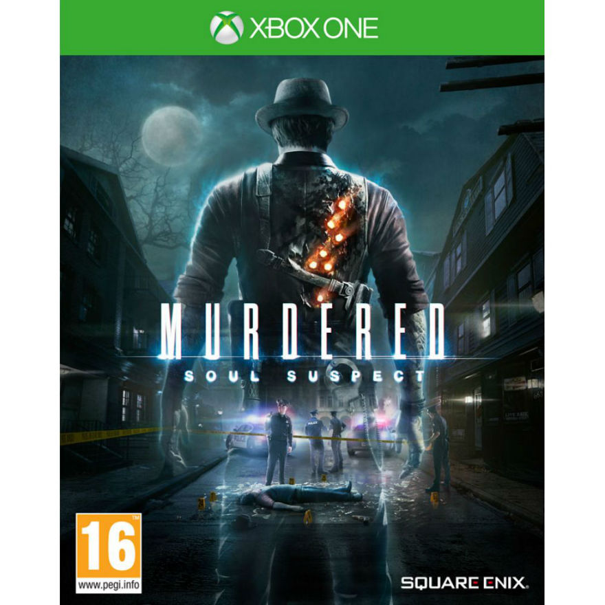 Игра для Xbox One Murdered. Soul Suspect title=