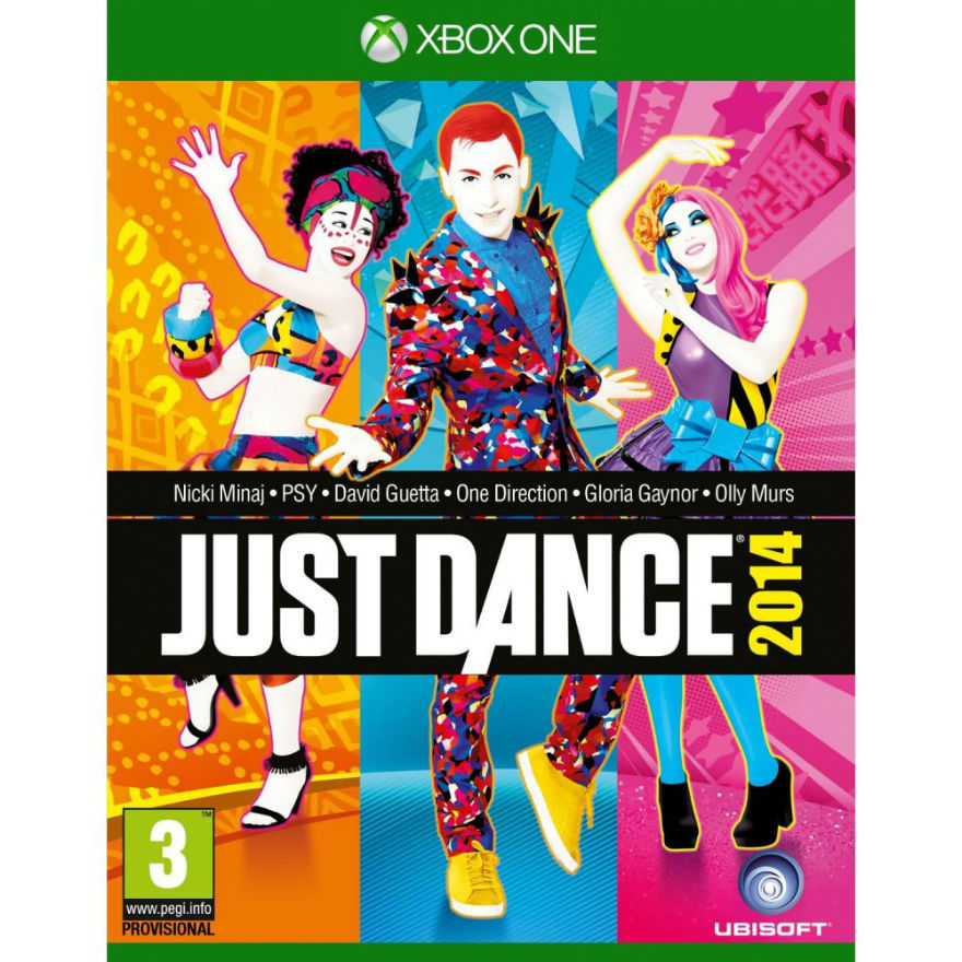 Игра для Xbox One Just Dance 2014 title=