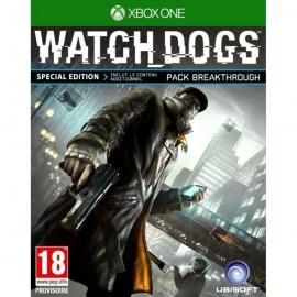 Игра для Xbox One Watch Dogs (Специальное Издание)