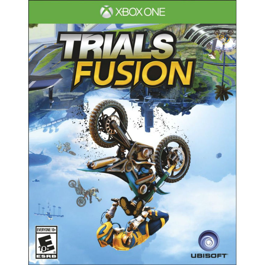 Игра для Xbox One Trials Fusion title=