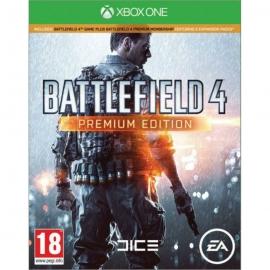 Игра для Xbox One Battlefield 4 (Premium Edition)