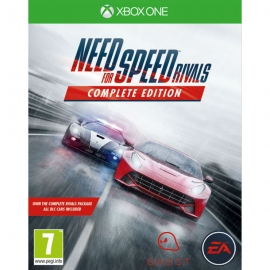 Игра для Xbox One Need for Speed Rivals (Complete Edition)