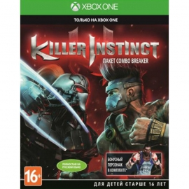 Игра для Xbox One Killer Instinct
