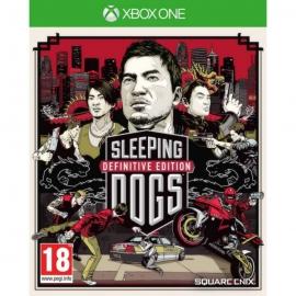 Игра для Xbox One Sleeping Dogs. Definitive Edition