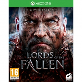 Игра для Xbox One Lords of The Fallen (Limited Edition)