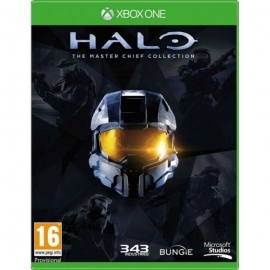 Игра для Xbox One Halo. The Master Chief Collection
