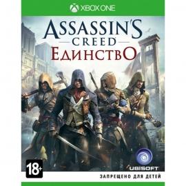 Игра для Xbox One Assassin's Creed. Единство (Специальное издание)
