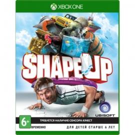Игра для Xbox One Shape Up (только для Kinect)