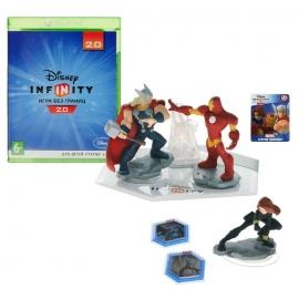 Игра для Xbox One Disney Infinity 2.0 (Marvel). Стартовый набор