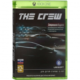 Игра для Xbox One The Crew. Специальное издание