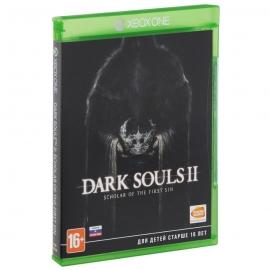 Игра для Xbox One Dark Souls II: Scholar of the First Sin