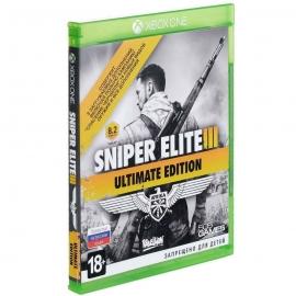 Игра для Xbox One Sniper Elite 3. Ultimate Edition