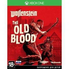 Игра для Xbox One Wolfenstein: The Old Blood