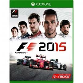 Игра для Xbox One F1 2015