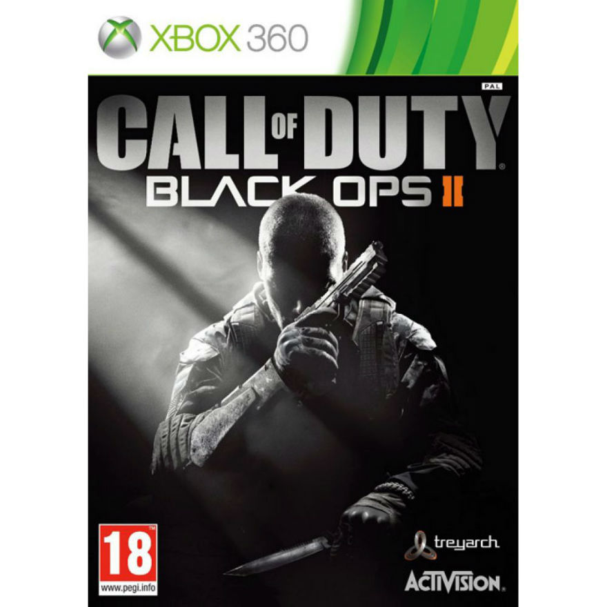 Игра для Xbox 360 Call of Duty: Black Ops 2 title=