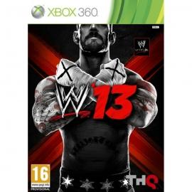 Игра для Xbox 360 WWE 13
