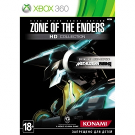 Игра для Xbox 360 Zone of the Enders HD Collection