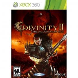 Игра для Xbox 360 Divinity II: The Dragon Knight Saga