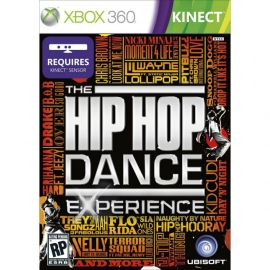 Игра для Xbox 360 The Hip-Hop Dance Experience