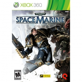 Игра для Xbox 360 Warhammer 40 000: Space Marine Collector's Edition
