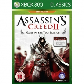 Игра для Xbox 360 Assassin's Creed 2 GOTY