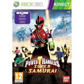 Игра для Xbox 360 Power Rangers Super Samurai