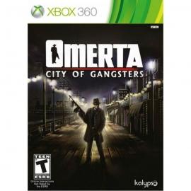 Игра для Xbox 360 Omerta: City of Gangsters