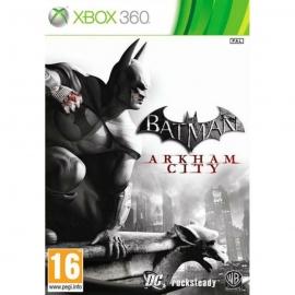 Игра для Xbox 360 Batman: Аркхем Сити