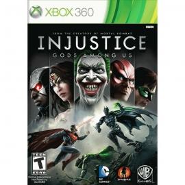 Игра для Xbox 360 Injustice: Gods Among Us