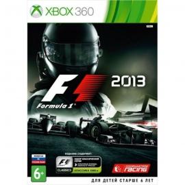 Игра для Xbox 360 Formula 1 2013