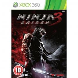 Игра для Xbox 360 Ninja Gaiden 3
