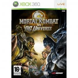 Игра для Xbox 360 Mortal Kombat vs DC Universe