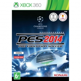 Игра для Xbox 360 Pro Evolution Soccer 2014