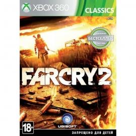 Игра для Xbox 360 Far Cry 2 (Classics)