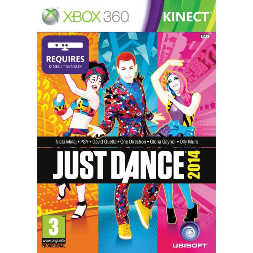 Игра для Xbox 360 Just Dance 2014 title=
