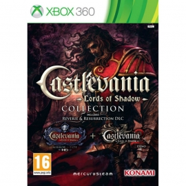 Игра для Xbox 360 Castlevania. Lords of Shadow Collection