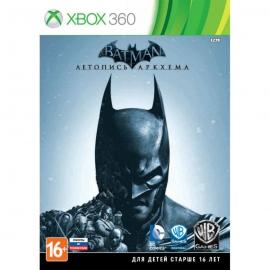 Игра для Xbox 360 Batman. Летопись Аркхема