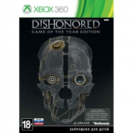 Игра для Xbox 360 Dishonored (Game of the Year Edition)