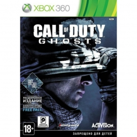 Игра для Xbox 360 Call of Duty. Ghosts (Free Fall Edition)